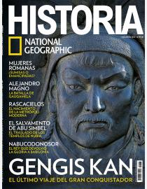 Revista Historia National Geographic