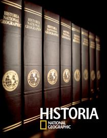 Archivadores Historia National Geographic