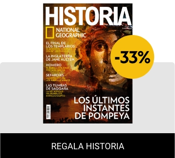 Regala National Geographic Historia
